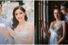 7 Detail suvenir pernikahan Jessica Iskandar dan Vincent, serba hitam