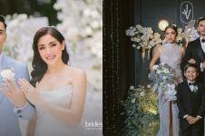 Pesan manis El Barack di pernikahan Jessica Iskandar & Vincent Verhaag