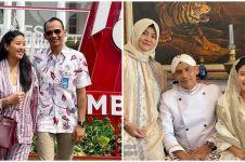 5 Potret Olivia Zalianty & suami usai nikah, kompak outfit senada