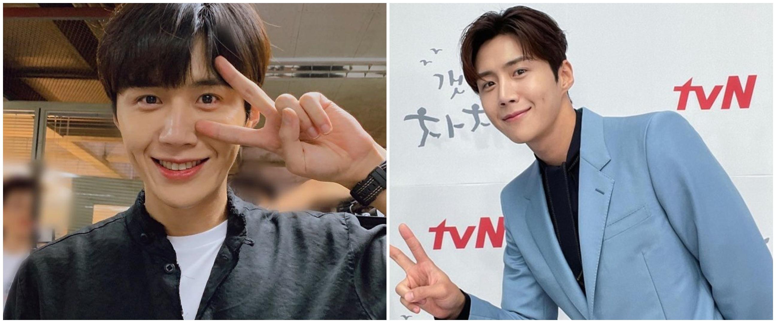 Kena skandal, Kim Seon-ho tetap puncaki voting di Asia Artist Award