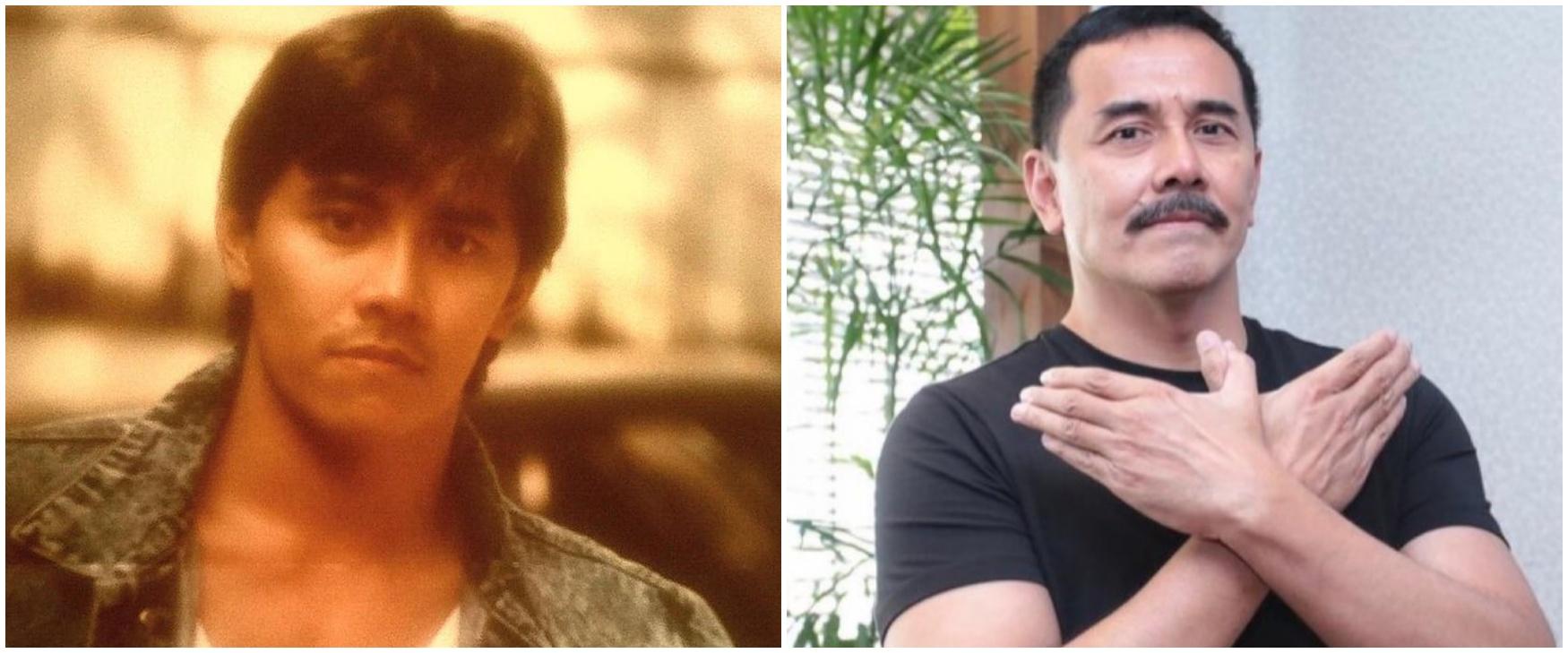 Hits jadi aktor laga 90-an, ini 9 potret dulu dan kini Fendy Pradana
