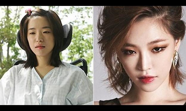 Penampilan sebelum & sesudah makeup para bintang K-Pop, memukau!