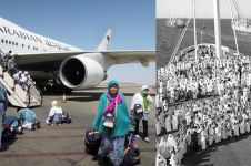 Ini dia foto-foto perbedaan ibadah haji tahun 1900-an dengan sekarang