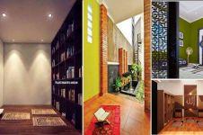 20 Desain unik tempat sholat dalam rumah bikin 'adem' keluarga