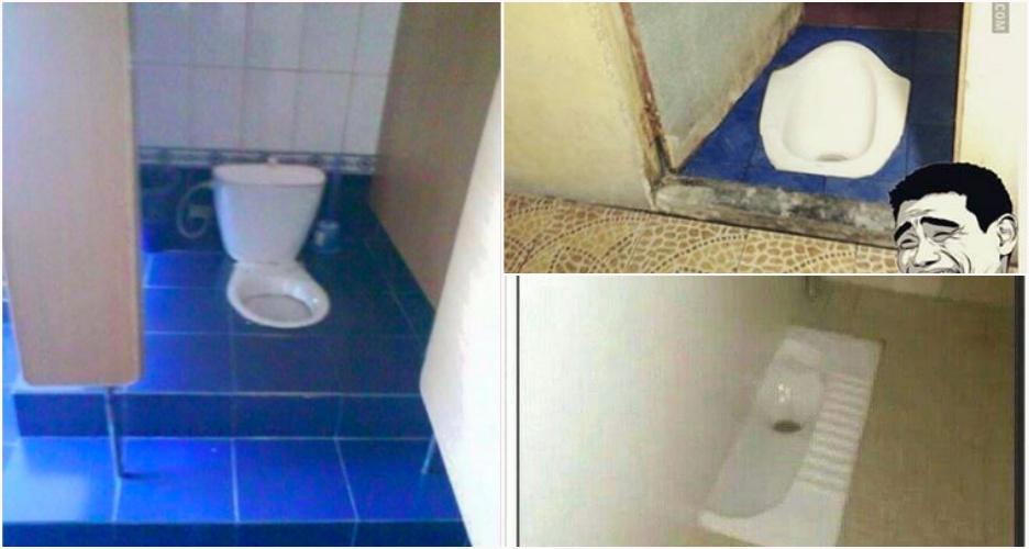 27 Bangunan WC gagal, bikin bingung orang kebelet
