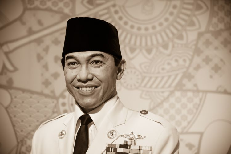 These 8 Old Photos Uncover The Other Side Of Soekarno Brilio Net