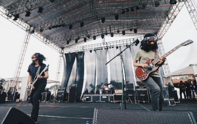 25 Foto komplet konser Dream Theater 25th Anniversary Tour di Jogja