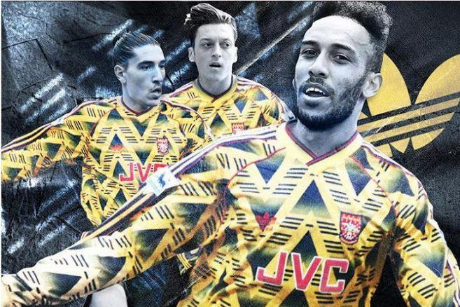 12 Bocoran kostum klub besar Eropa untuk musim depan