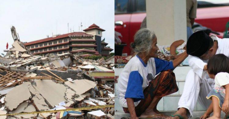 20 Foto mengenang Gempa Jogja 2006, situasi mencekam