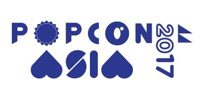 #Popcon Asia 2107