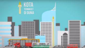 Alasan Kenapa Jakarta Macet Banget
