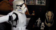Daily Vlog Stormtrooper: Ternyata Mereka Juga Manusia Biasa!