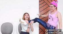 Dress Up Challenge: Raguel Lewi Jadi Trio Macan?