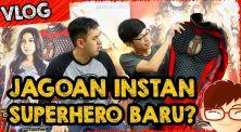 Film Superhero Indonesia 'Jagoan Instan', Wajib Tonton!