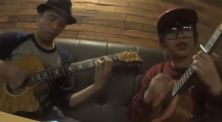 Cover Seru I Will - The Beatles, Pakai Gitar dan Ukulele