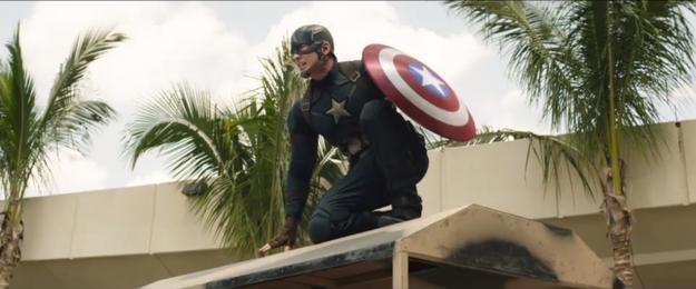 Klip baru film Captain America: Civil War tayang di MTV, penasaran?
