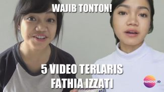Wajib Tonton! 5 Video Fathia Izzati yang Paling Banjir Viewers