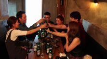 Video Cara Seru Minum Bareng Teman, Pakai Game Ala Korea