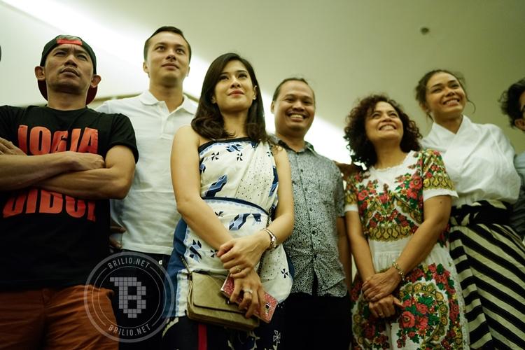 Yogyakarta jadi saksi bisu pertemuan Rangga - Cinta