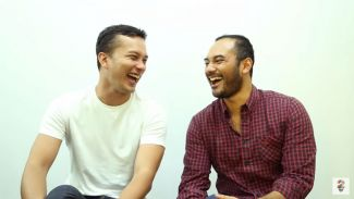 Menuju AADC 2, Yuk Tonton Video Nicholas Saputra Duel Lawan Aryo Bayu