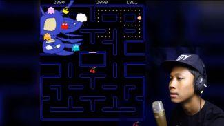 Pacman Iluminati, Yuk Main Game Jadul Versi Baru