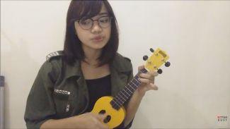 Video Cover Lagu Pulang - Float, Istimewa Dengan Ukulele
