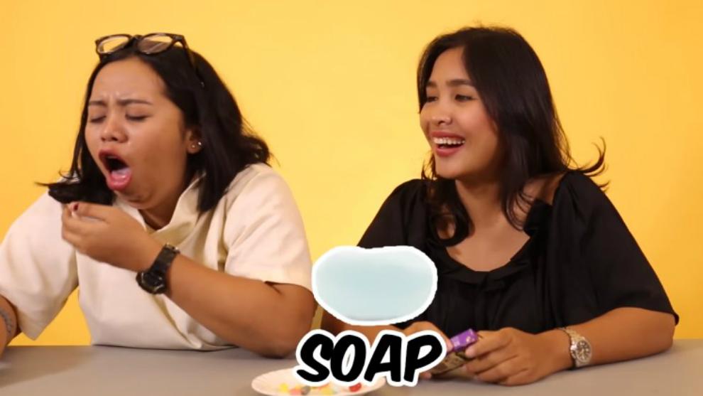 Keseruan Bean Boozled Challenge, Makan Permen Rasa Sabun Cuci