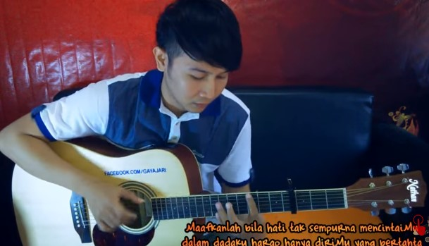 Nathan Fingerstyle © 2016 famous.id