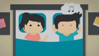 Sering Mendengkur Saat Tidur? Inilah Penyebabnya