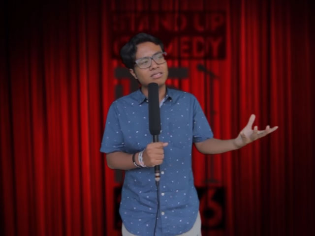 stand up comedy instaboys © Youtube