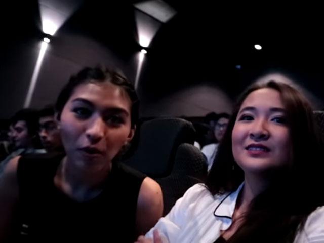 fiqi jacub di creator's movie night © YouTube