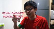 Ikuti Jejak Chandra Liow, Kevin Anggara Juga Ikutan Puasa
