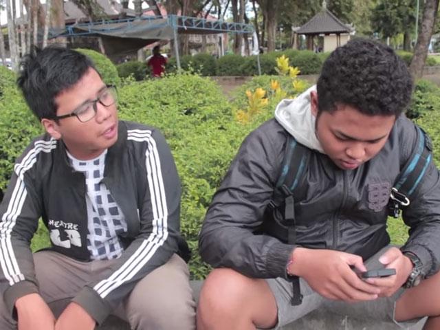 tipe-tipe mahasiswa baru © YouTube