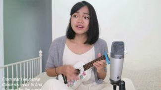 Fathia Izzati Cover Manis Lagu Eddie Vedder - Without You