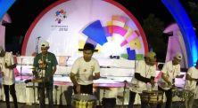 10 Street Drum Sidoarjo Tunjukan Aksi Keren di Haornas 2016