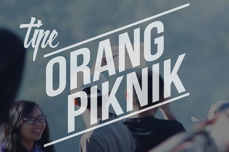 Begini tipe orang Indonesia saat piknik, mungkin kamu salah satunya