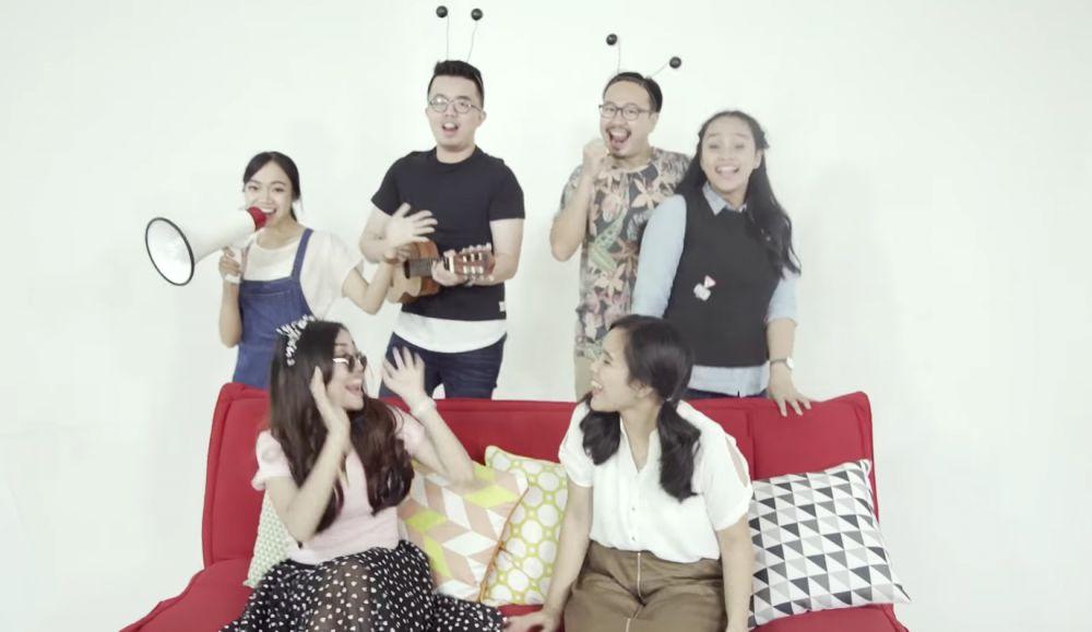 Medley Lagu Anak Eka gustiwana YouTube Channel