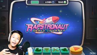 Danu McdyGaming Main Game Milik Reza Arap, RAPSTRONAUT: Space Journey