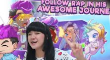 Update Dunia Game, Cindy Gulla Ikut Main RAPSTRONAUT: Space Journey