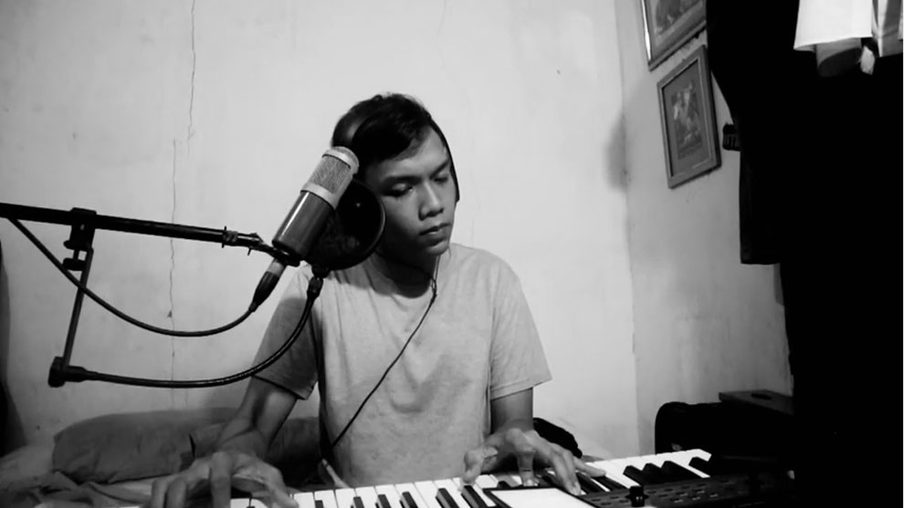 Cover Lukas Graham - What Happen to Perfect, Cowok Ini Main Piano