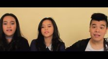 Cover Closer - The Chainsmokers, Kaye & Kyla Gandeng Raguel Lewi