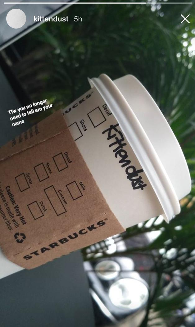 Fathia Izzati Starbucks Fathia Izzati Youtube Channel