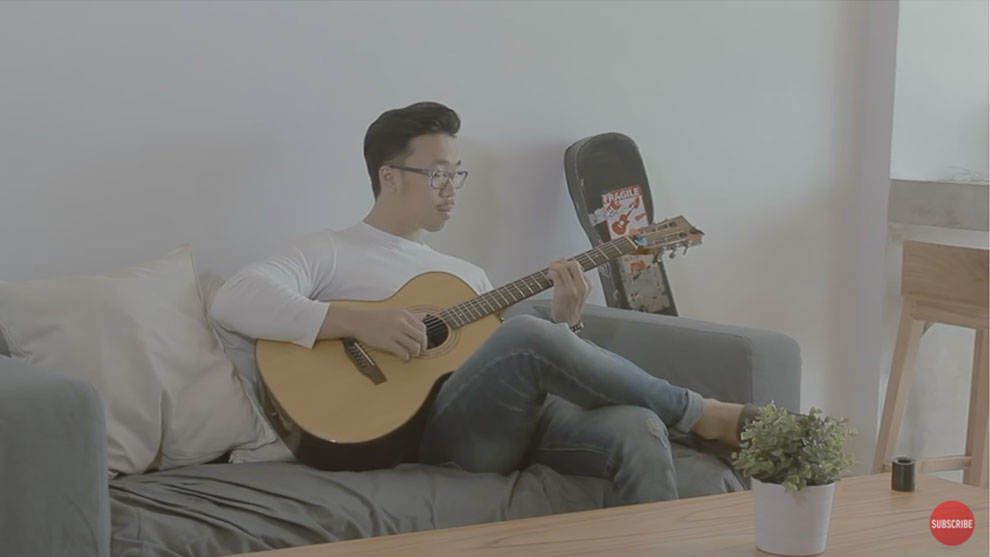 Rizky Febian - Penantian Berharga, Eclat Bikin Cover Versi Akustik