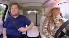 Carpool Karaoke Bareng Lady Gaga, James Cordon Ganti Kostum 5 Kali
