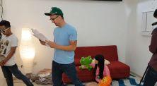 Mannequin Challenge Cindy Gulla & Edho Zell, Bikin Dalam Beberapa Pose