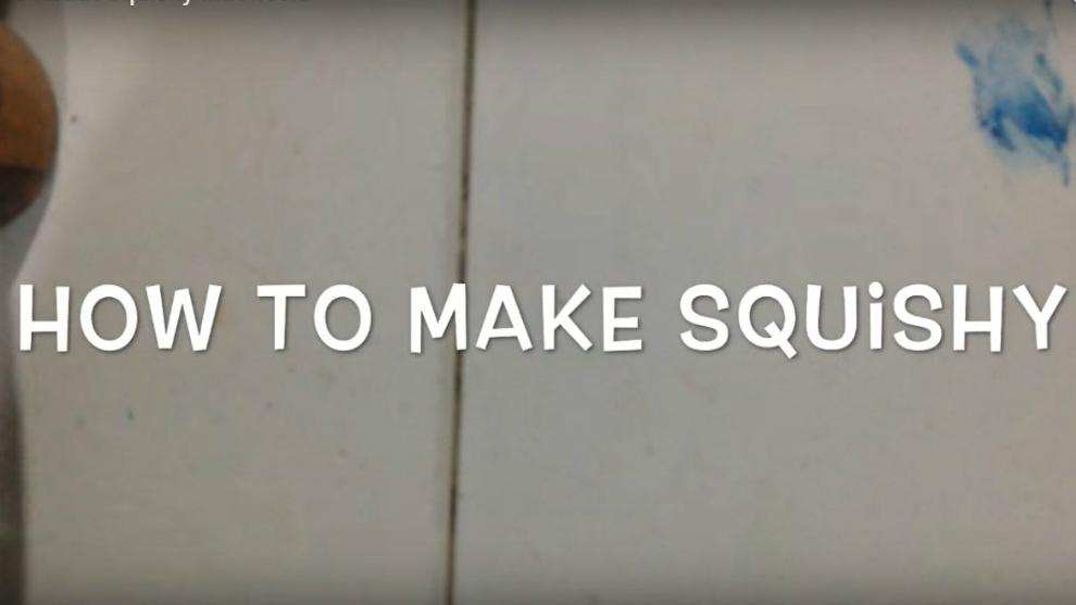 Ini Dia Cara Mudah Membuat Squishy, Yuk Kita Coba