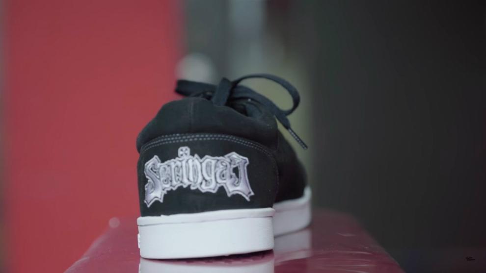 Brand Sepatu Lokal Ini Collab Dengan Seringai