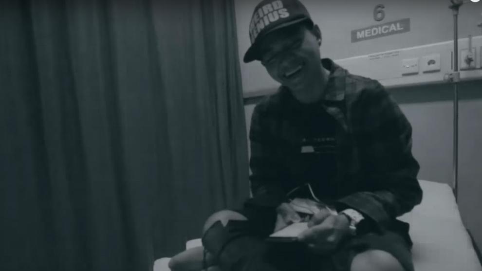 Reza Oktovian Pingsan, Kreator Ini Mengabadikannya Lewat Video