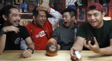 Crack An Egg Menantang Coconut Ivory Boys Main Video Detail Challenge
