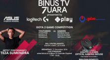 Yoshiolo Meriahkan Perayaan 7 Tahun Berdirinya BINUS TV